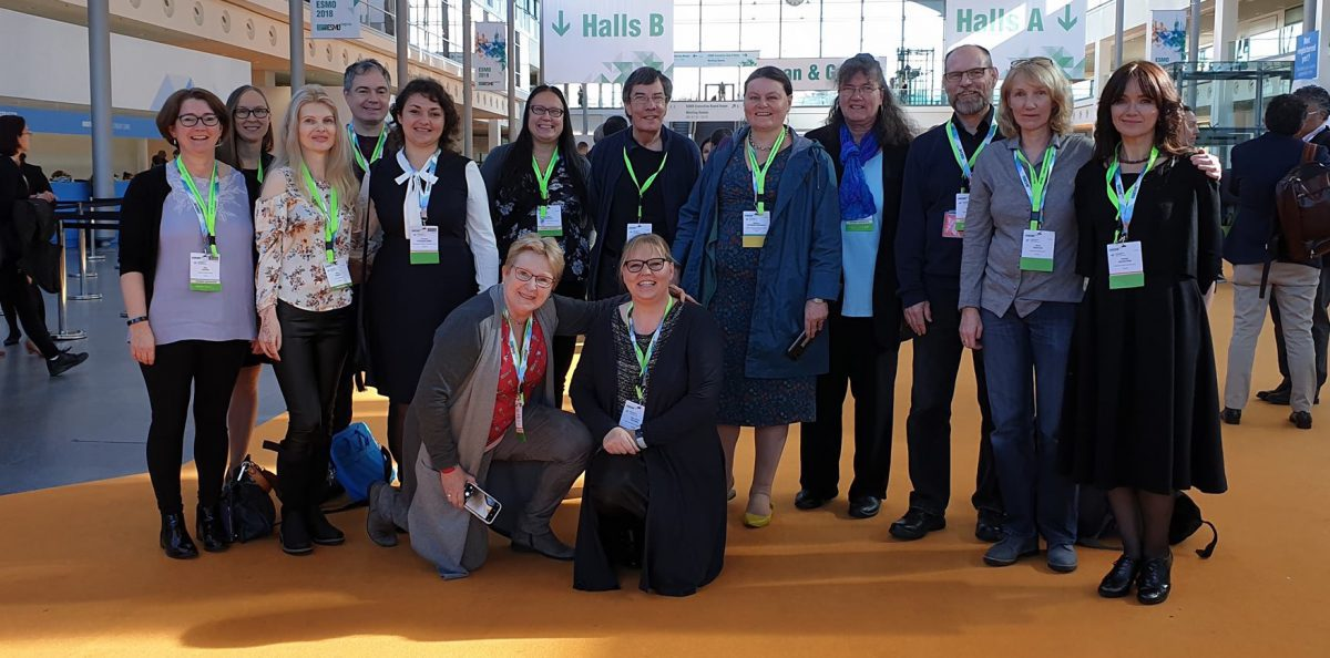 Das Melanoma Patient Network Europe beim ESMO 2018