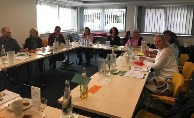 Workshop-Teilnehmerinnen